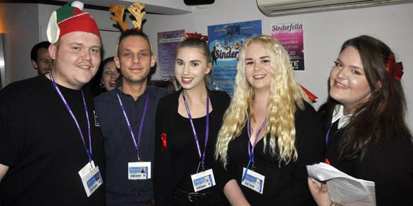 Students support LGBT Community Safety Forum