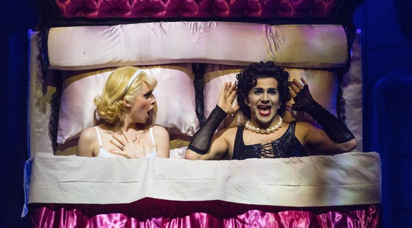 REVIEW: Rocky Horror Show: Theatre Royal Brighton