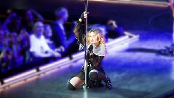 REVIEW: Madonna: The Rebel Heart Tour
