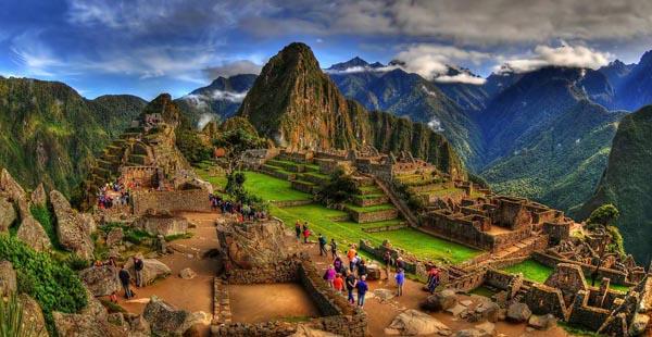 Trek to Machu Picchu for HIV/AIDS