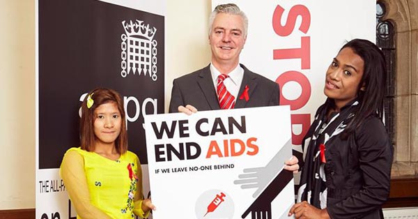 Kemptown MP calls for increased investment in HIV for the most marginalised