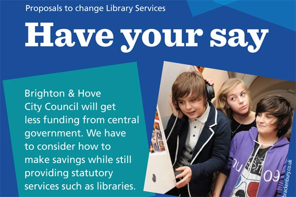 Have your say on Library Service Review