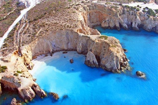 Milos – just another Greek island?