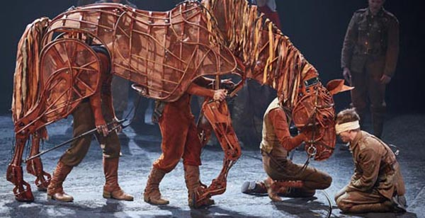 PREVIEW: 'War Horse' comes to Brighton Centre in 2018