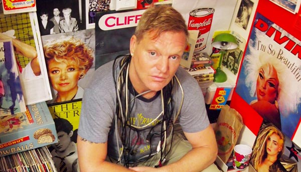 New album and musical stage play from Andy Bell