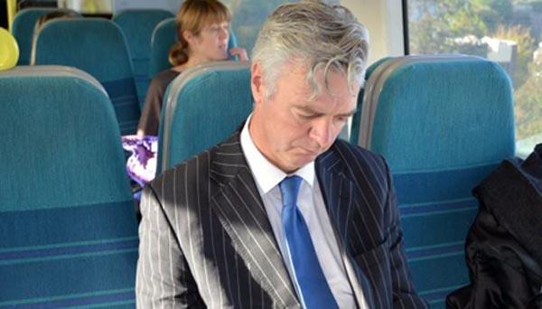 Brighton Kemptown MP attends rail taskforce meeting