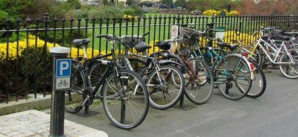 New sites to be rolled out for city cyclists