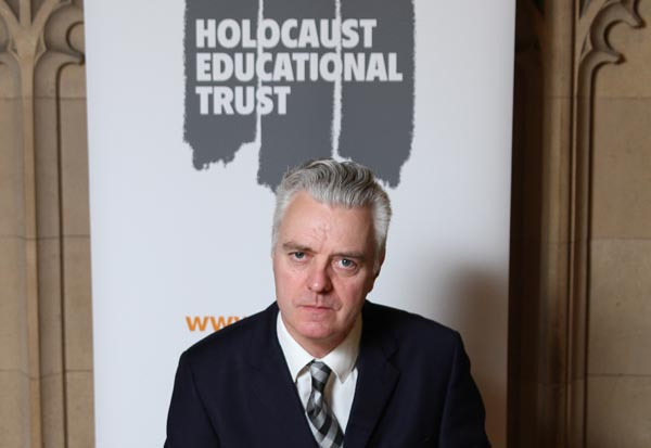 Brighton Kemptown MP signs Holocaust Educational Trust Book of Commitment