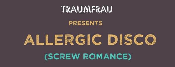 Screw romance at Traumfrau's alternative Valentines party