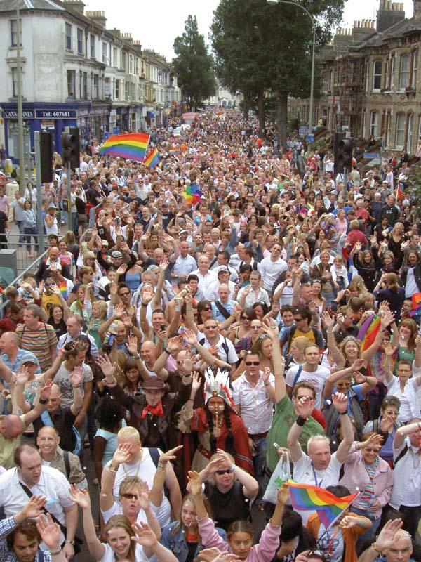Brighton Pride social impact grants announced