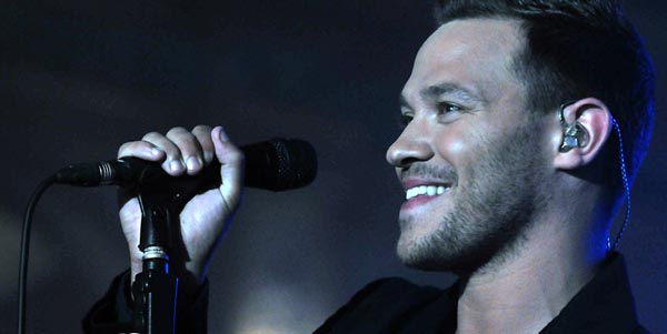 Will Young to talk about Mental Health at National Student Pride
