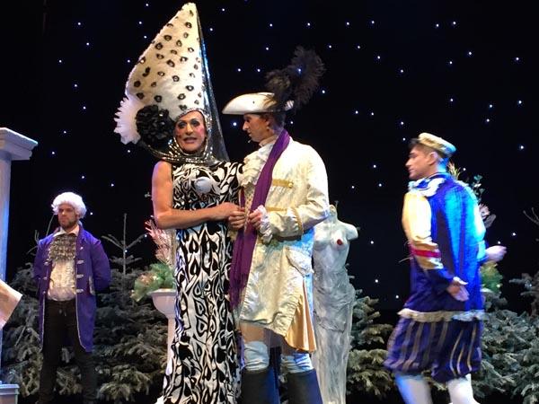 REVIEW: Sinderfella: Sallis Benney Theatre