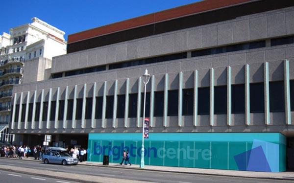 Brighton Centre wins national award
