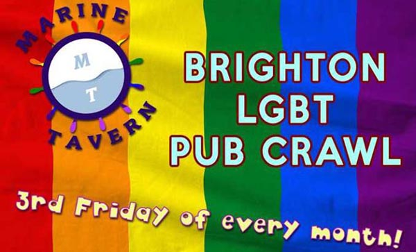 New monthly LGBTQ pub crawl round the gay village