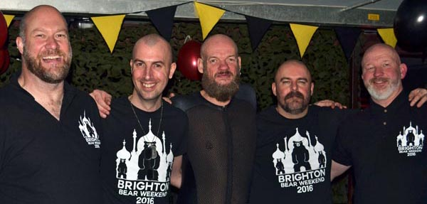 PICTURE DIARY: Black Valentine Party raises £201.75 for Rainbow Fund