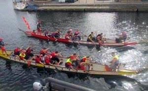 Marine Tavern to row in Rockinghorse Dragon Boat Festival