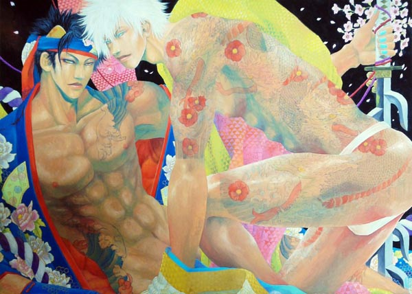 PREVIEW: Japanese gay art comes to London