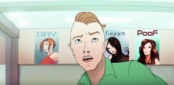 Animated film highlights risk-free ways to support victims of hate crime
