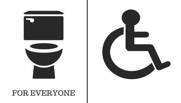 More gender neutral toilets for University of Brighton