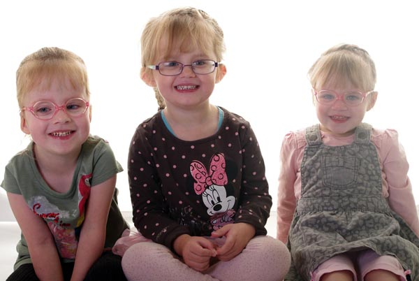 Can you give a loving home to these three little girls?