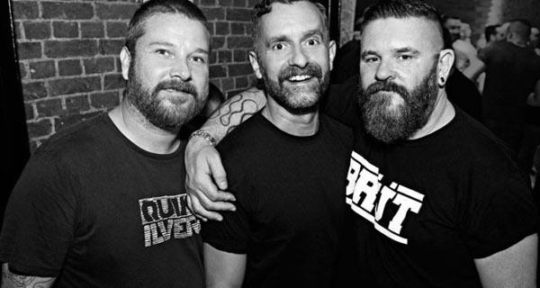 BRUT to co-host men's zone at Brighton Pride