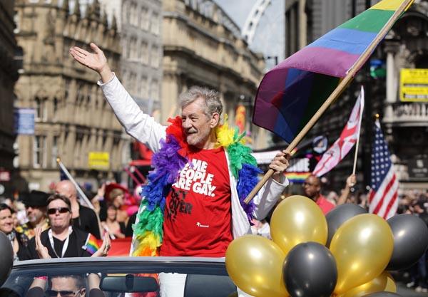 Manchester Pride announce parade theme