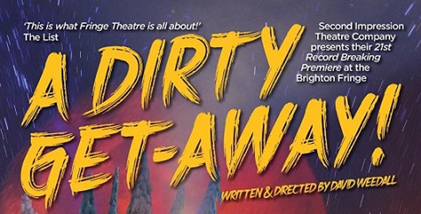 PREVIEW: A Dirty Get-Away!