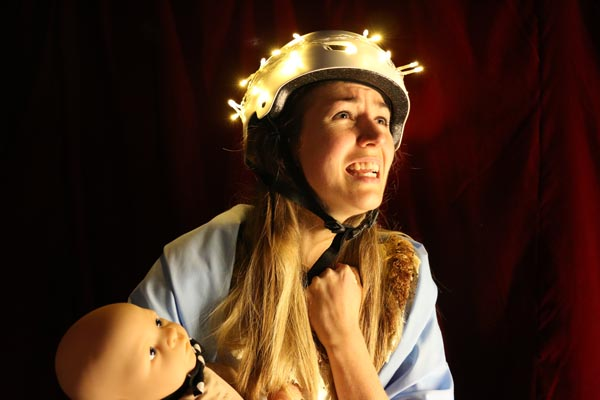 PREVIEW: Brighton Fringe: HYSTERICAL by Karis Halsall
