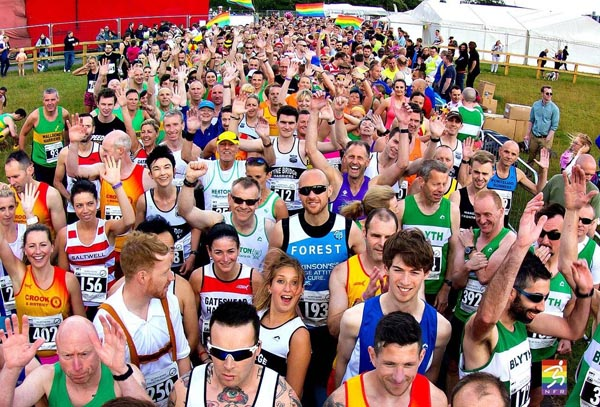 Albert Kennedy Trust to benefit from north east LGBT run