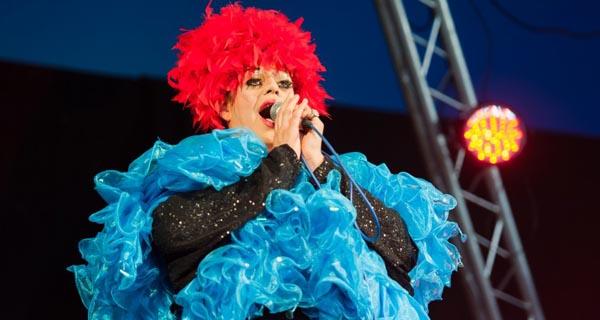 Legends Cabaret Big Top returns to Pride
