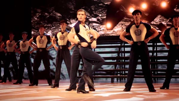 PREVIEW: Flatley's Lord of the Dance – Dangerous Games