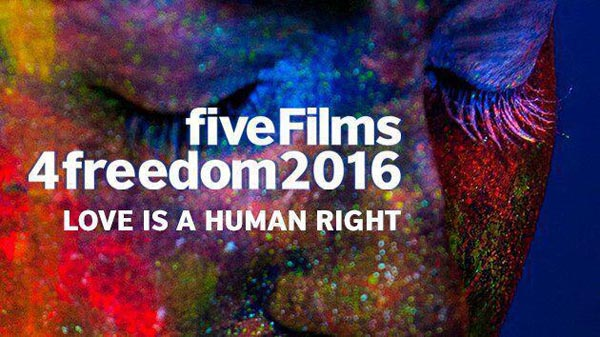 'fiveFilms4freedom' reaches 140 million people