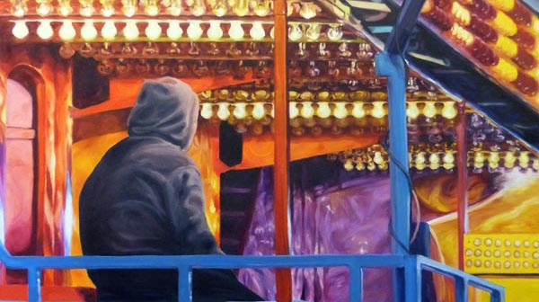 PREVIEW: Brighton Fringe: Exhibition by artist Louise Searle