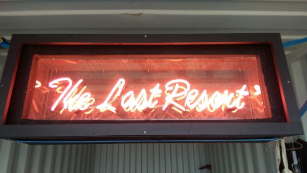 REVIEW: Brighton Festival: The Last Resort