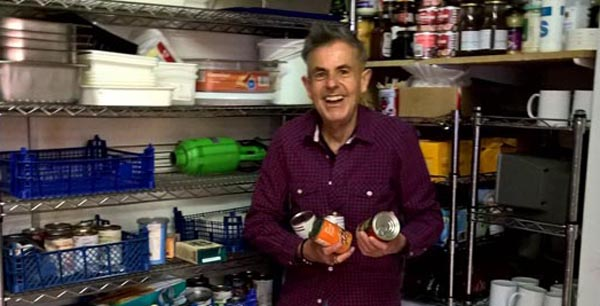 Lunch Positive – Emergency Food Pantry for people with HIV