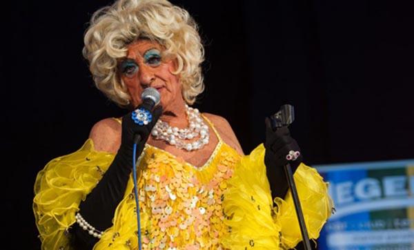 Pride announce line-up for Legends Cabaret Big Top