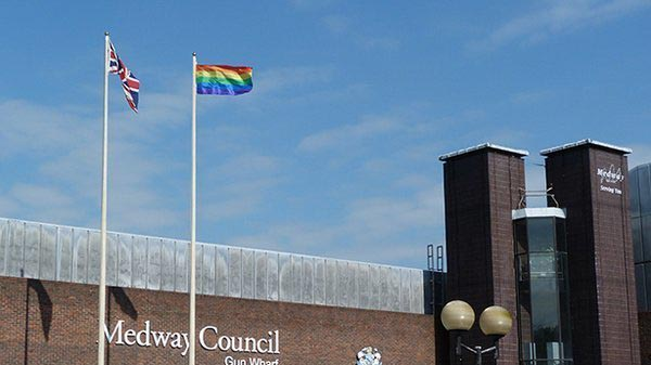 Medway Council refuse to fly Rainbow Flag for Orlando victims