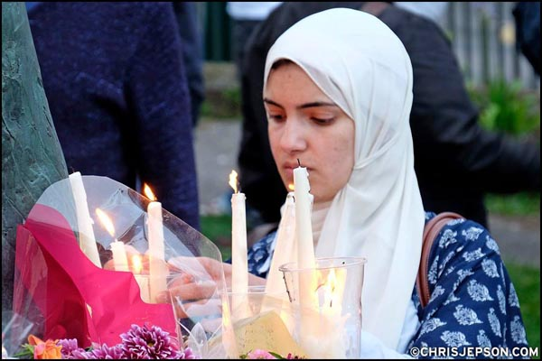 Brighton and Hove honours the Orlando dead