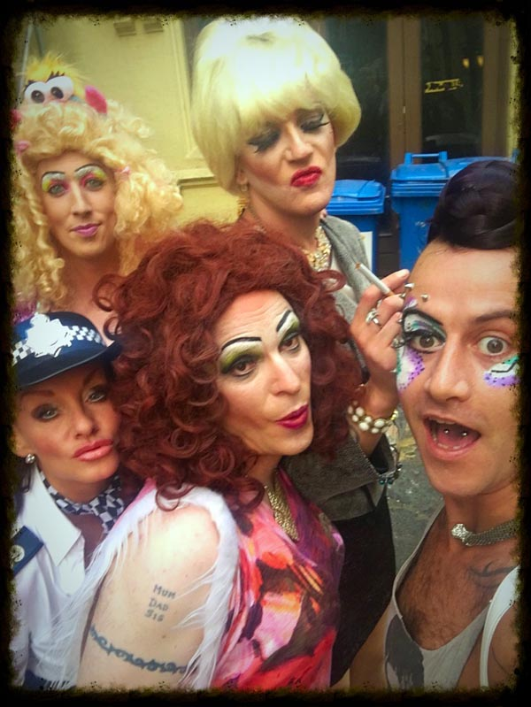 REVIEW: Brighton Fringe: Sweetie Darling Comes Again