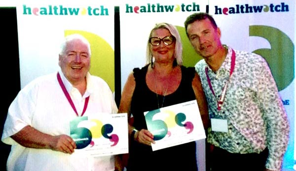 LGBT Mental health advocacy service recognised