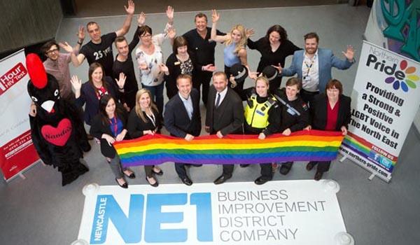 Businesses back northern LGBT Festival