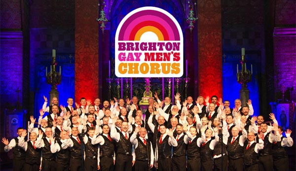 PREVIEW: 'London to Brighton' featuring fine LGBT choirs from London and Brighton