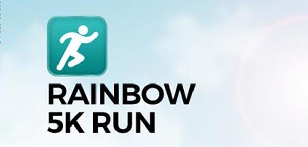 PRIDE DIVERSITY GAMES: Rainbow 5k Run