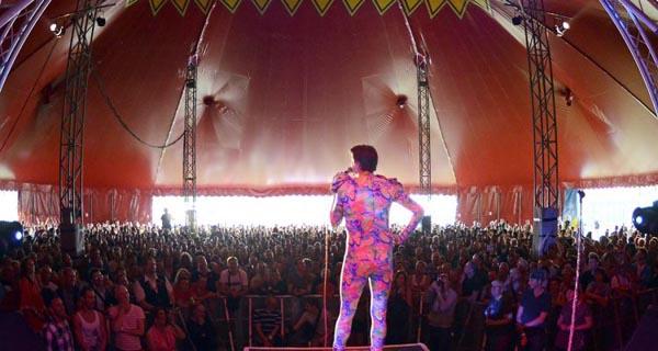 BRIGHTON PRIDE: D.E.Experience returns to Legends Cabaret Tent