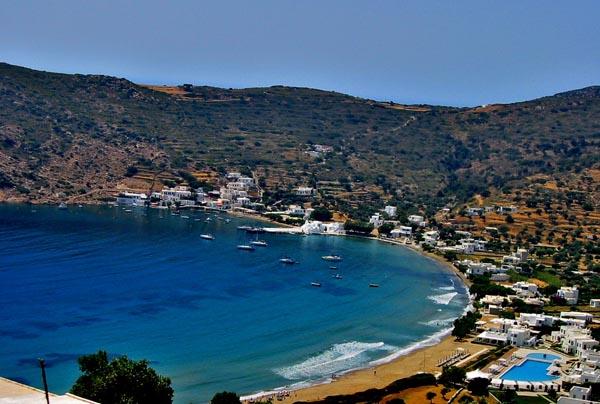 TRAVEL: The Sea Gypsies of Sifnos
