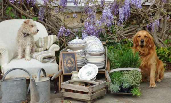 Firle Vintage Fair – In the heart of the Sussex Countryside