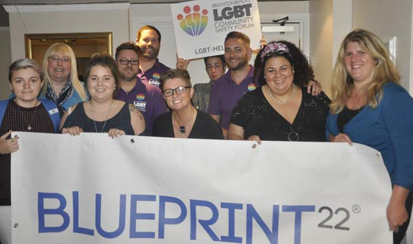 Youth group partners with Safety Forum for Pride