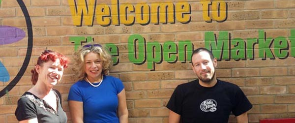 Community radio station to move to Open Market