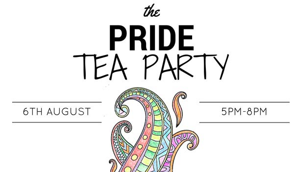 Pride Teaparty at St Luke's Prestonville