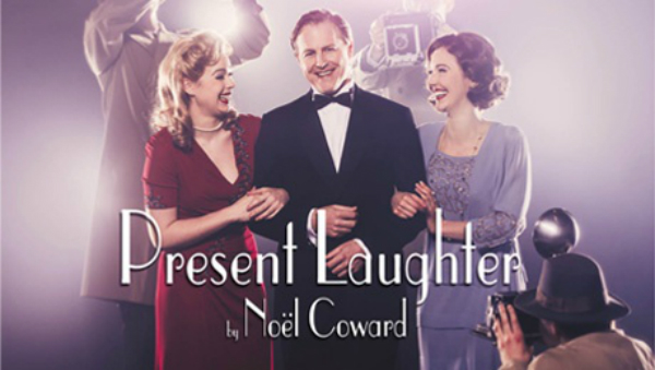 THEATRE REVIEW: Present Laughter